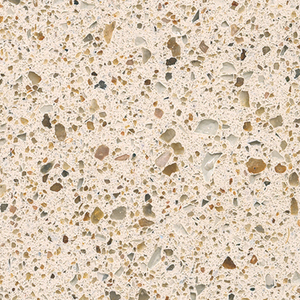Star Spot Yellow Artificial Quartz Stone