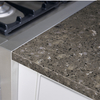 Diamond Forest Quartz Stone Kitchen Countertop